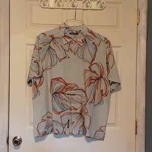 Cubavera short sleeve shirt